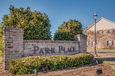 Kingston Springs Condo/Townhouse Under Contract - Showing: 185 Avalon Drive