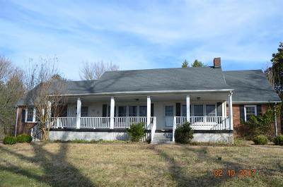 Clarksville Single Family Home Under Contract - Showing: 540 Peterson