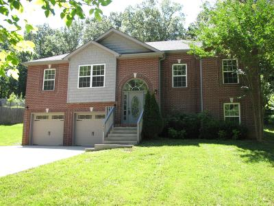 Clarksville Single Family Home For Sale: 265 Denny Rd