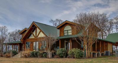 Gallatin Single Family Home For Sale: 223 Bursby Branch Rd