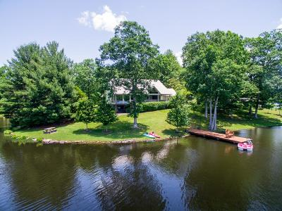 Coalmont Single Family Home For Sale: 179 Lake Shore Dr
