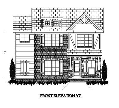 Nolensville Single Family Home Under Contract - Showing: 4081 Liberton Way (Lot 112)