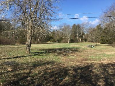 Mount Juliet Residential Lots & Land For Sale: 1544 N Pleasant Grove Rd