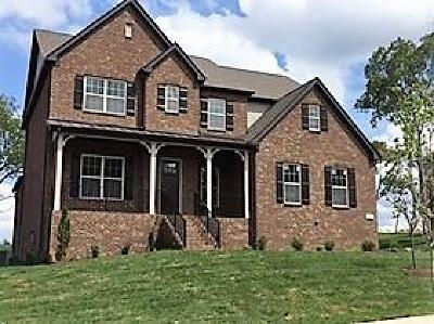 Nolensville Single Family Home For Sale: 532 Clemente Ave- #79