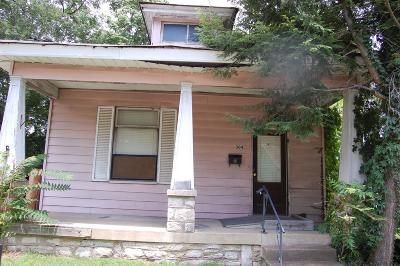Franklin Single Family Home For Sale: 304 Natchez St