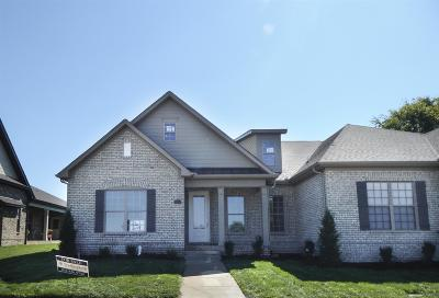 Sumner County Single Family Home For Sale: 1133 McMahan Dr S. Lot 279