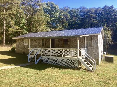 Tracy City Single Family Home For Sale: 64 B Mine Rd