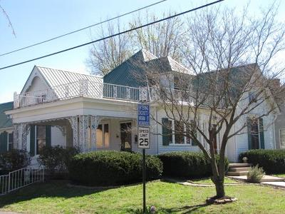Christian County Single Family Home For Sale: 2204 S.virginia