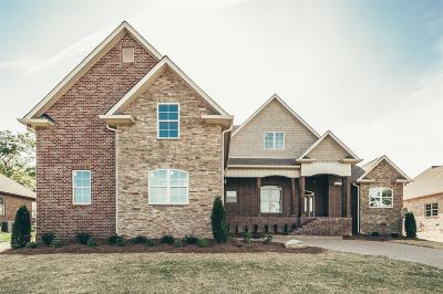 Wilson County Single Family Home For Sale: 1205 Ballentrace Blvd