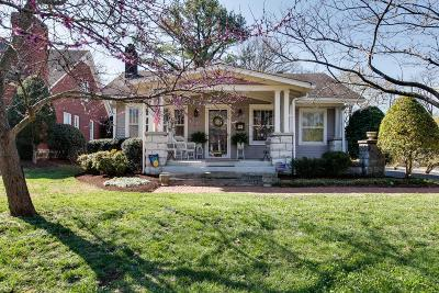 Franklin Single Family Home Under Contract - Showing: 509 S Margin St