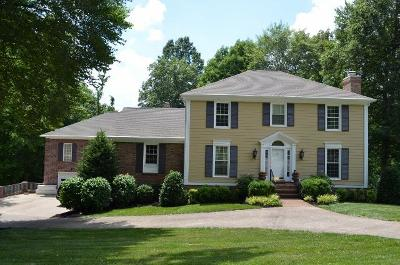 Clarksville TN Single Family Home Sold: $499,500