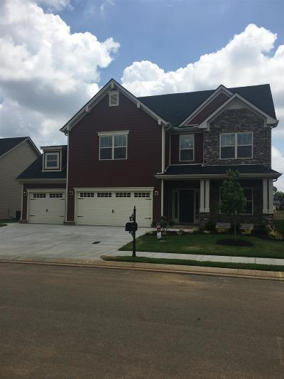Rutherford County Single Family Home Under Contract - Not Showing: 4407 Rubicon Drive #256