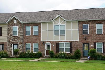 Clarksville Condo/Townhouse Under Contract - Showing: 99 Whitman Xing