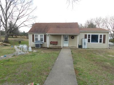 Marshall County Single Family Home Under Contract - Not Showing: 1131 Rogers Rd