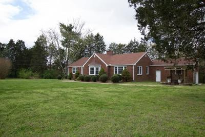 Brentwood  Single Family Home Under Contract - Showing: 5661 Granny White Pike