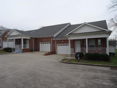 Ashland City Condo/Townhouse For Sale: 2321 Oak St