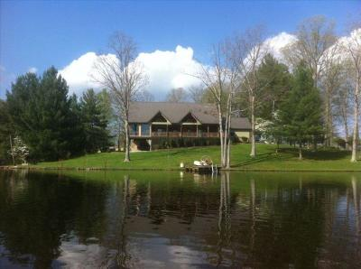 Coalmont Residential Lots & Land For Sale: 179 Lake Shore Dr