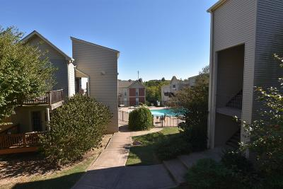 Condo/Townhouse Under Contract - Showing: 420 Elysian Fields Unit A20 #A20