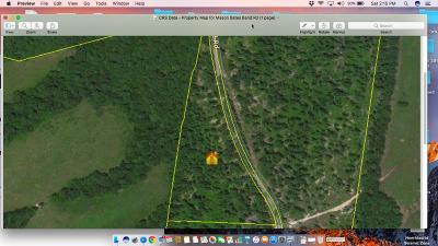 Centerville Residential Lots & Land For Sale: Mason Bates Bend Rd