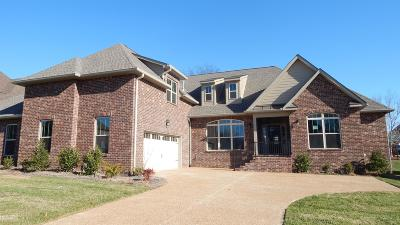 Sumner County Single Family Home For Sale: 1048 Luxborough Dr