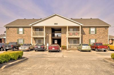Clarksville Condo/Townhouse For Sale: 382 Jack Miller Blvd Unit H #H