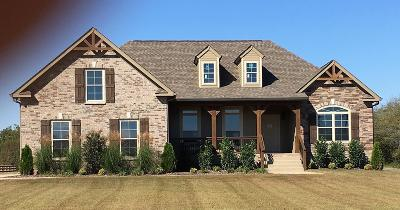 Columbia Single Family Home For Sale: 4000 Pleasant Gate Ln Lot 58