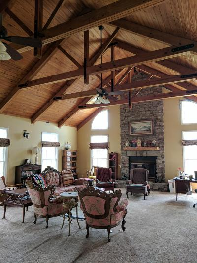 Centerville Single Family Home For Sale: 1985 Highway 100 W