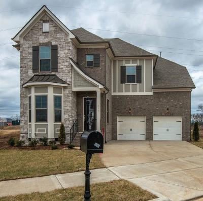 Franklin Single Family Home For Sale: 413 River Bluff Drive (Lot 6)