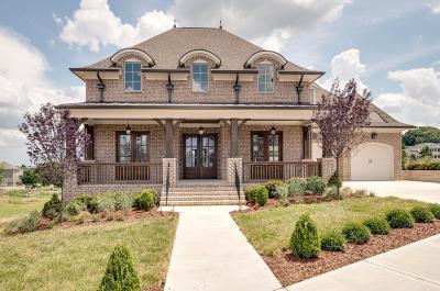 Franklin Single Family Home For Sale: 207 Cavanaugh Lane #1286