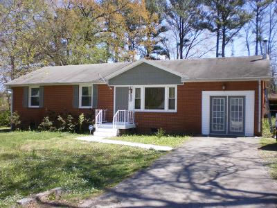 Clarksville Single Family Home For Sale: 5035 Collinwood Dr