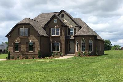 Columbia Single Family Home For Sale: 4008 Pleasant Gate Ln - Lot 56