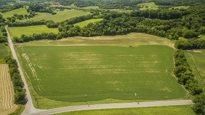 Thompsons Station  Residential Lots & Land For Sale: Carter's Creek Pike