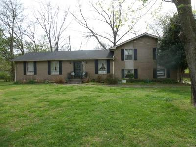 Hendersonville Single Family Home For Sale: 109 Southburn Dr