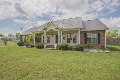 Rutherford County Single Family Home Under Contract - Showing: 7578 Manchester Pike
