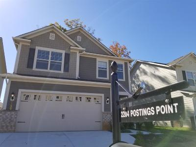 Antioch Single Family Home For Sale: 2204 Postings Point #25