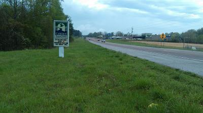 Camden Residential Lots & Land For Sale: Highway 641 N