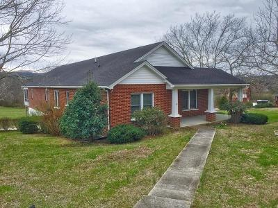 Woodbury TN Single Family Home Sold: $125,000