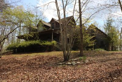 Monteagle TN Single Family Home For Sale: $389,000