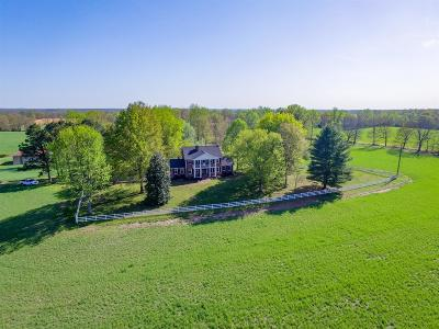Springfield Single Family Home For Sale: 4409 Old Coopertown Rd