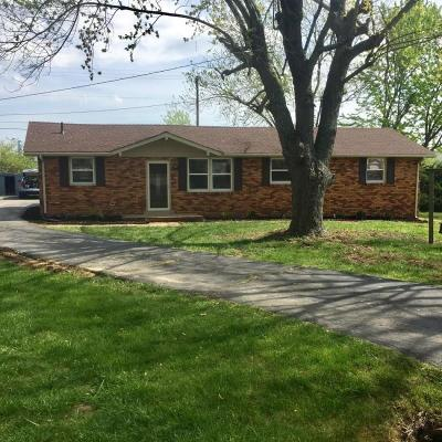 Springfield Single Family Home Under Contract - Not Showing: 113 Fischer Ct