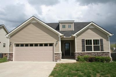 Spring Hill TN Single Family Home Under Contract - Showing: $213,000
