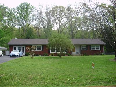 Lawrenceburg Single Family Home Under Contract - Showing: 590 Watson Dr