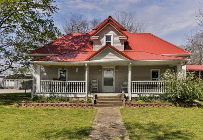 Culleoka Single Family Home For Sale: 2440 Valley Creek Rd.