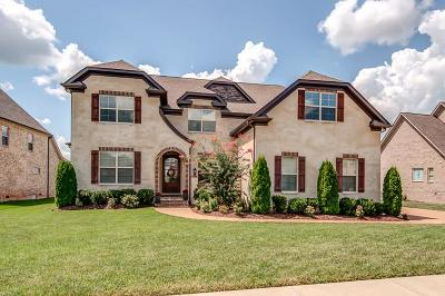 Spring Hill Single Family Home Under Contract - Showing: 1785 Witt Way Dr