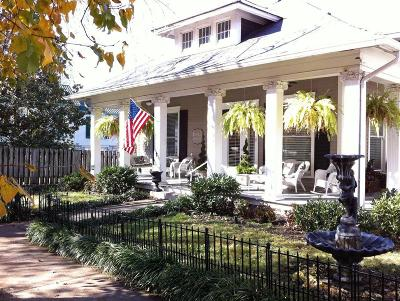 Franklin Single Family Home For Sale: 712 W Main St