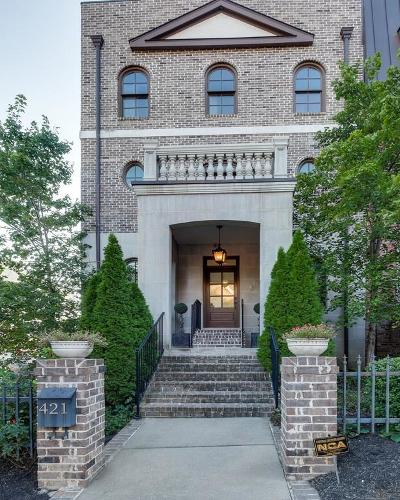 Nashville Condo/Townhouse For Sale: 421 Avoca Ave