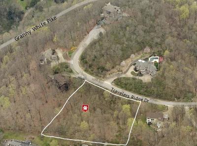 Nashville Residential Lots & Land For Sale: 1144 Travelers Ridge Dr