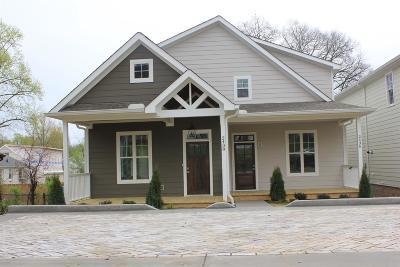 East Nashville Single Family Home For Sale: 2436 Inga St.