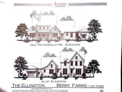 Berry Farms, Berry Farms Lot 7035, Berry Farms Lot 7046, Berry Farms, Lot 111, Berry Farms, Lot 125, Berry Farms, Lot 126, Berry Farms, Lot 160, Berry Farms, Lot 161 Single Family Home For Sale: 214 Old Peytonsville Rd