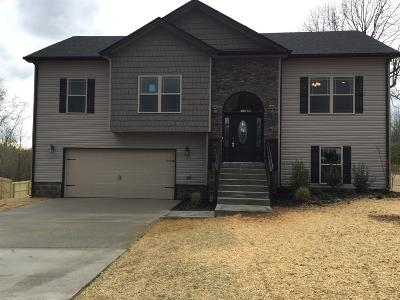 Chapmansboro Single Family Home Under Contract - Showing: 49 Silver Lake Estates